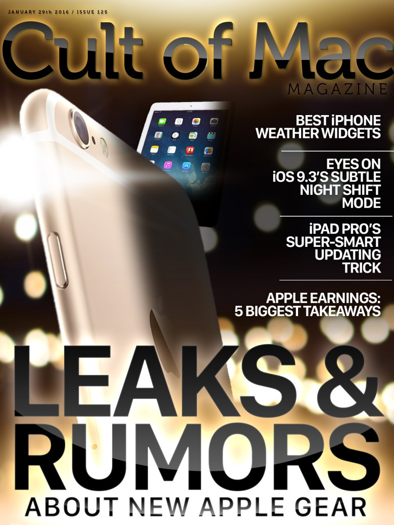 Rumors, leaks, gear, and so much more.