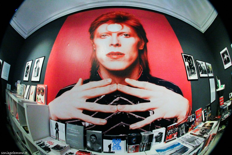 David Bowie's futuristic vision didn't stop with sci-fi lyrics.