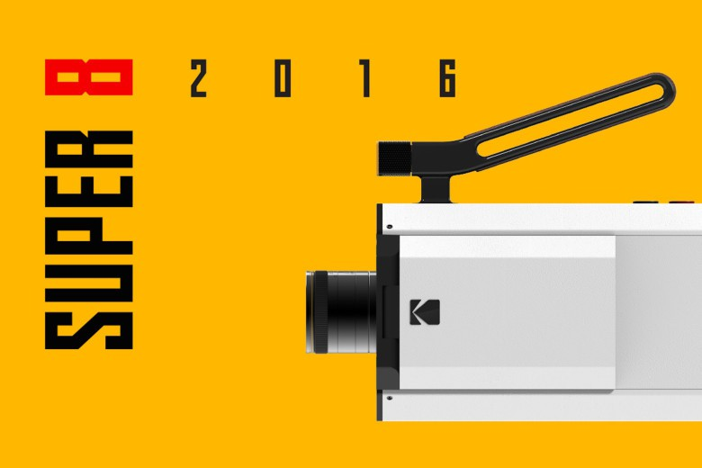 Kodak Super 8 CES 2016
