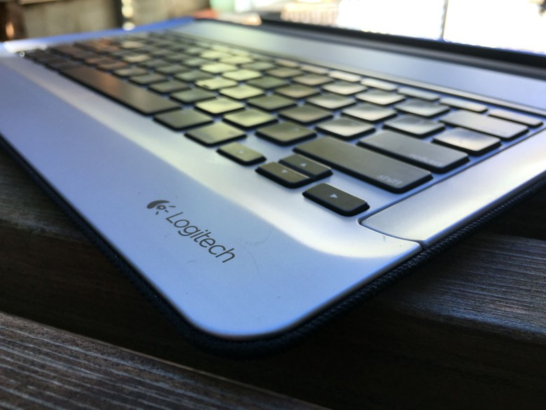Logitech's Create case turns iPad Pro into workhorse.
