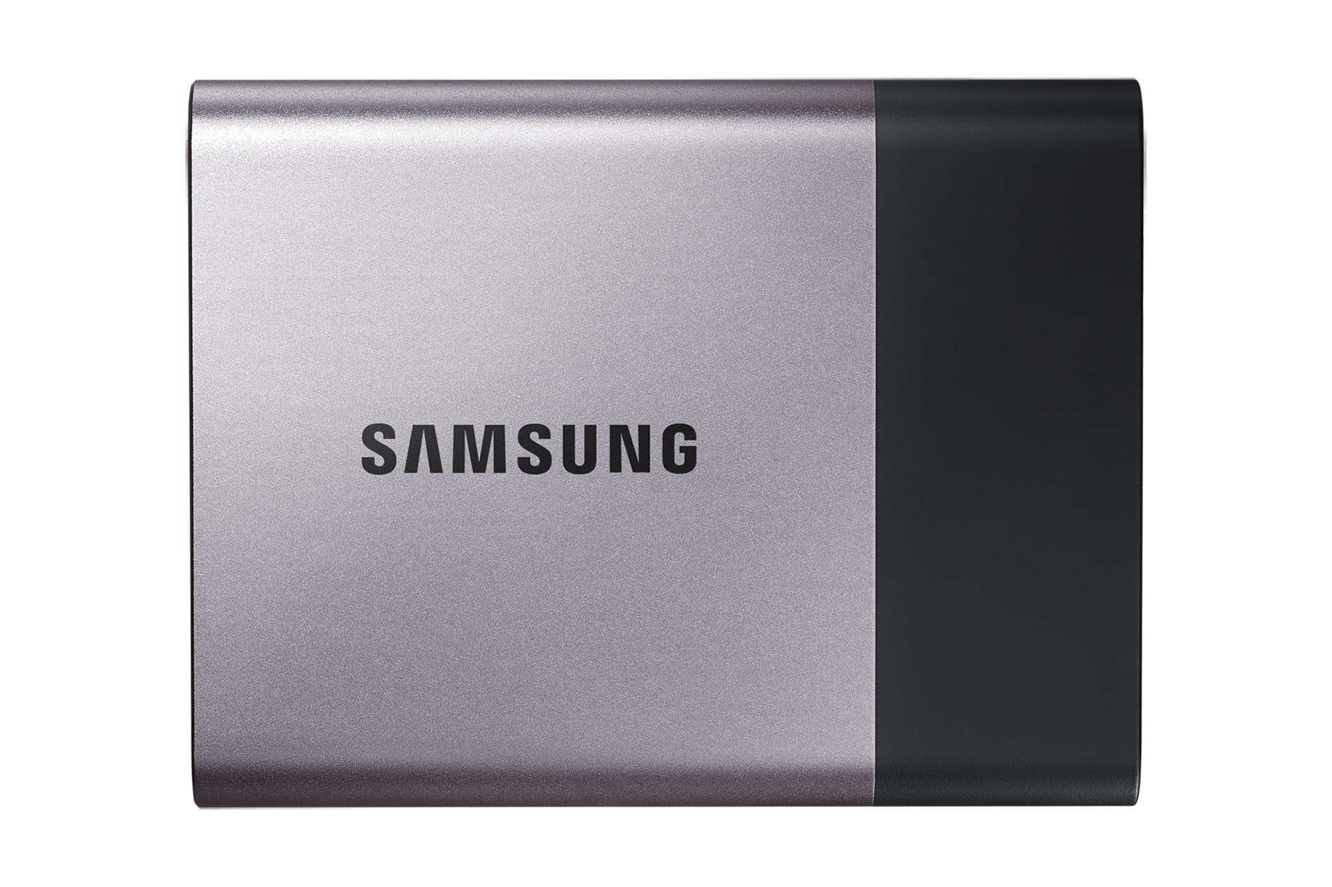 Samsung Portable SSD T3 CES 2016