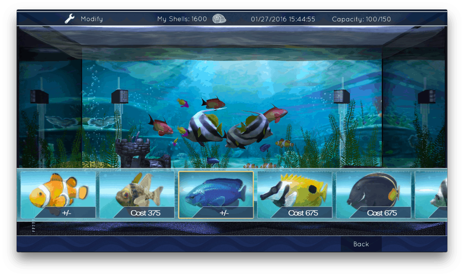 aquarium app fills your apple tv with ai fish. Black Bedroom Furniture Sets. Home Design Ideas