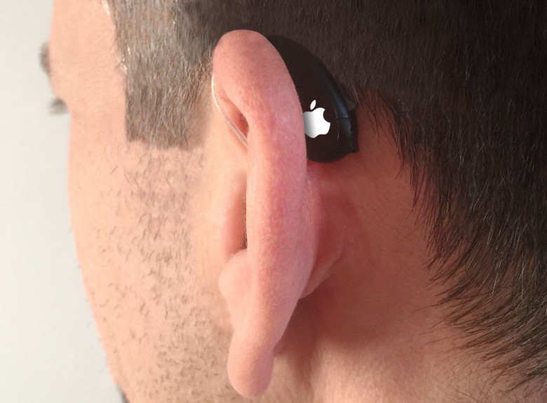 Could Apple's wireless EarPods use hearing aid technology to offer holographic sound, augmented-reality Siri and superhuman hearing?