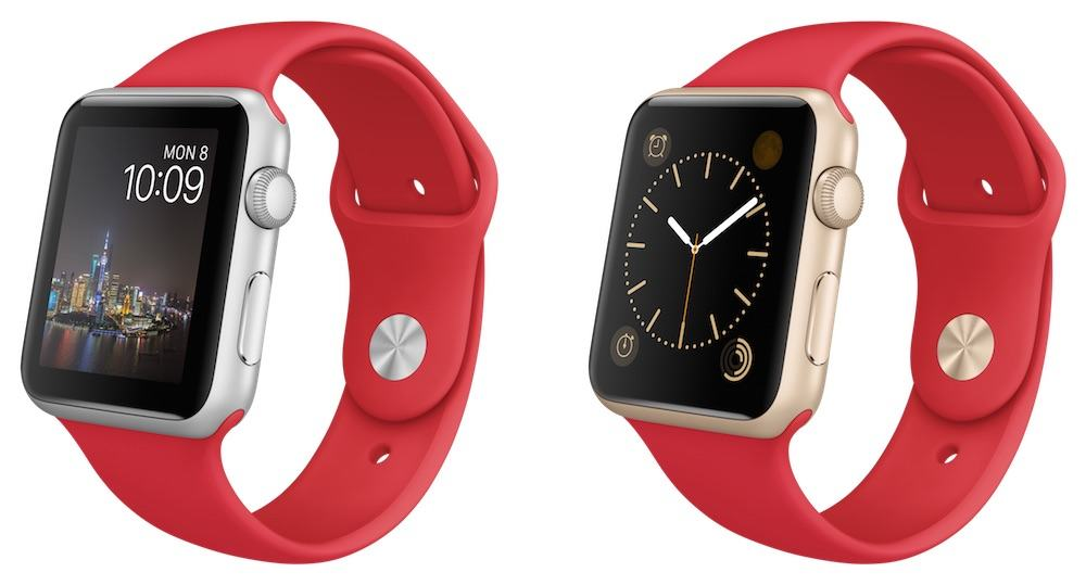 Special edition Apple Watches are on the way.