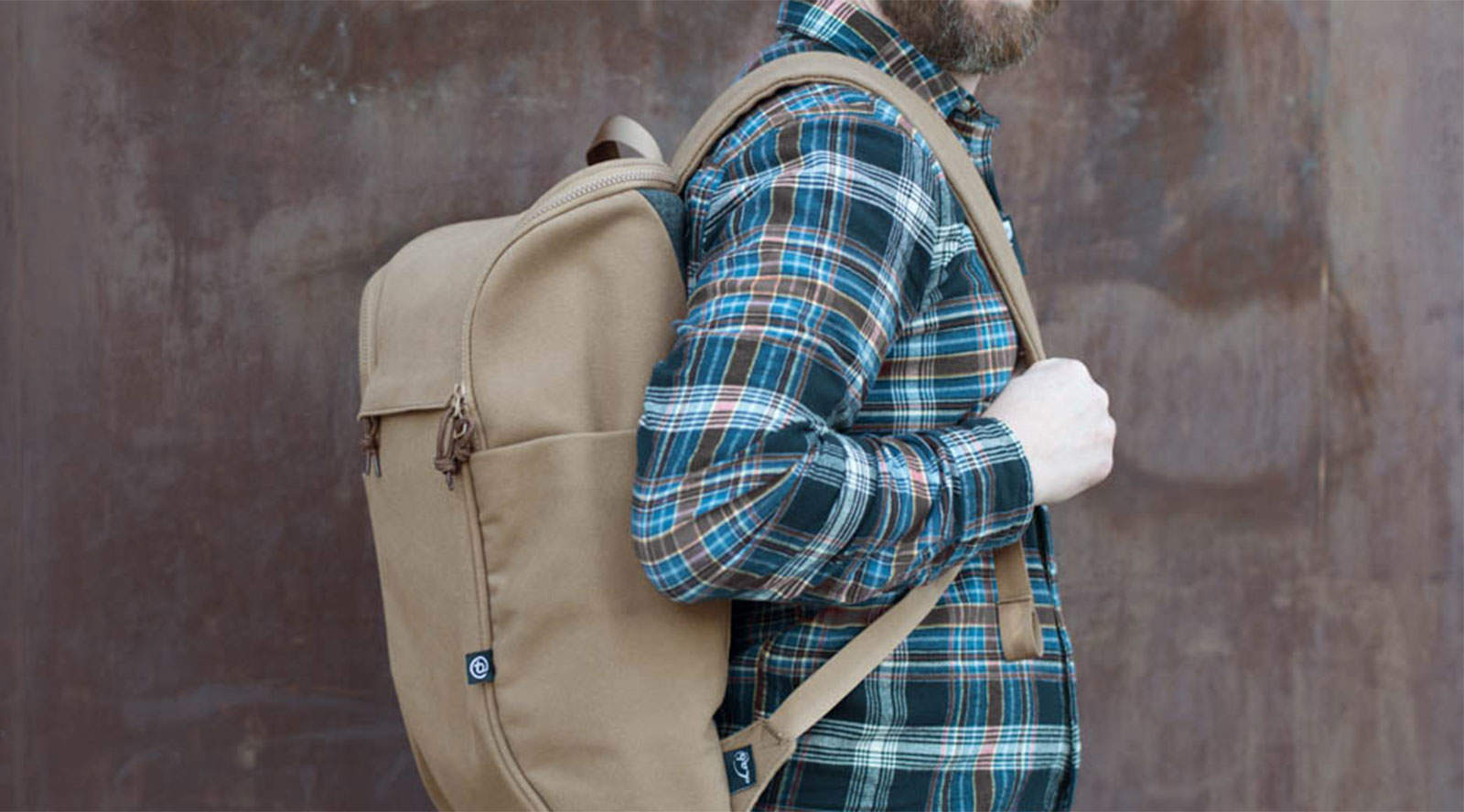 The booq Daypack can carry quite a load.