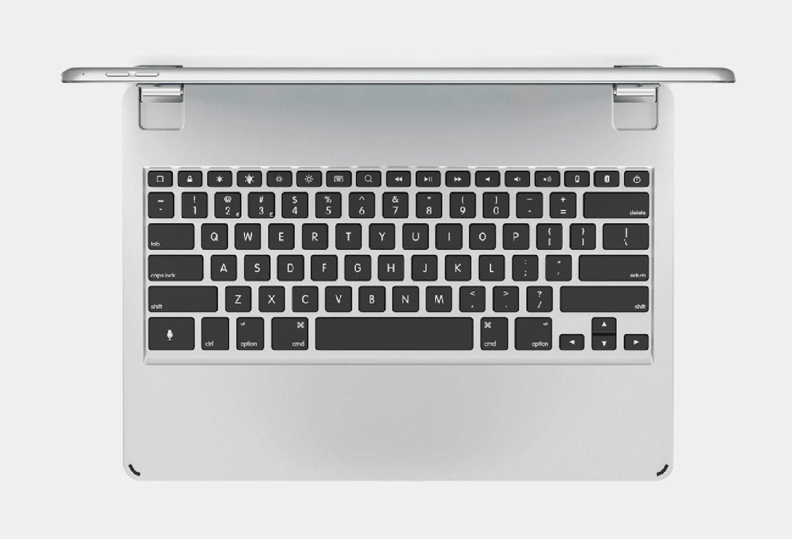 The BrydgePro keyboard for the iPad Pro.