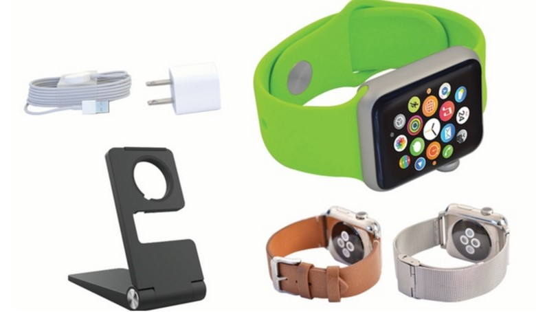 Extra stuff with your Apple Watch!