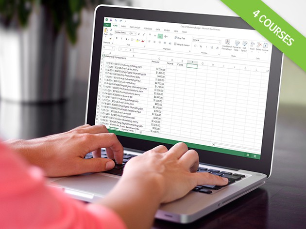 Make the most out of Excel, one of the most powerful and versatile tools in any office.