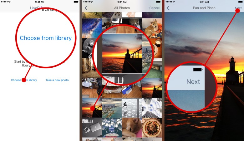 How To Make Any Picture A Live Wallpaper On Iphone 6s And Iphone 6s