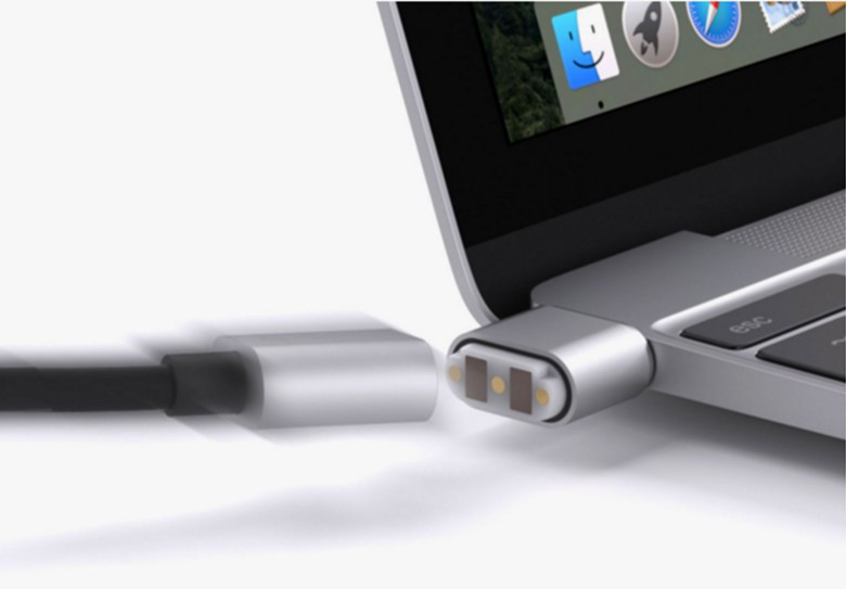 When Apple left off MagSafe connection to its USB-C MacBook, Griffin came up with a solution.