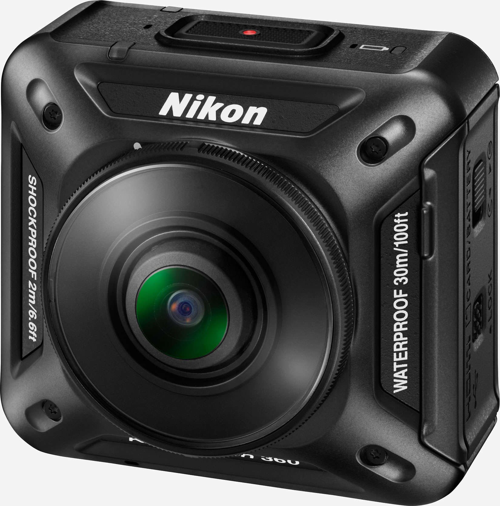 The Nikon Key Mission 360 is on a mission to compete with action camera industry leader GoPro.