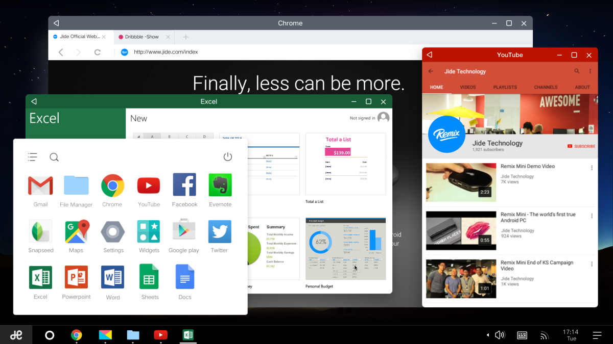 remix-os-is-the-freakin-awesome-android-desktop-youve-been-waiting-for-image-cultofandroidcomwp-contentuploads201601multiple_windows1-png