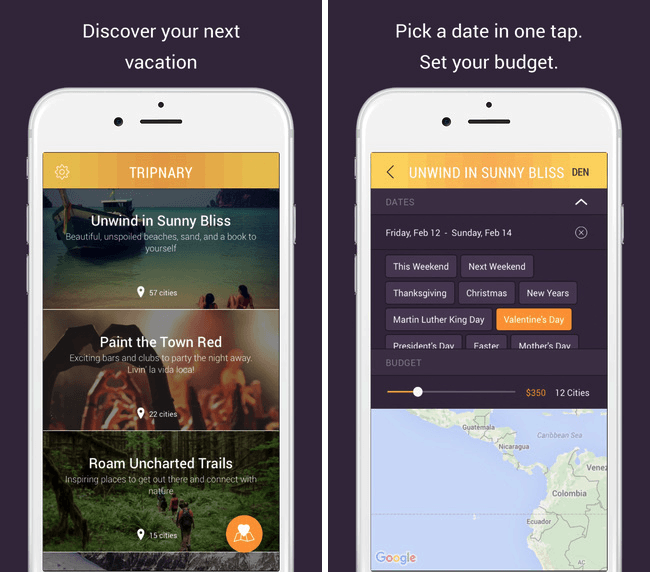 A great budget travel app.