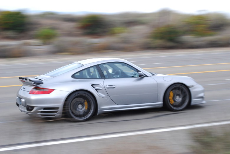 Your Porsche won't drive its self anytime soon.