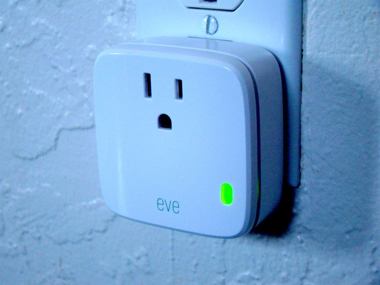 Elgato's Eve Energy Switch and Power Meter will track and control all your pluggable devices.