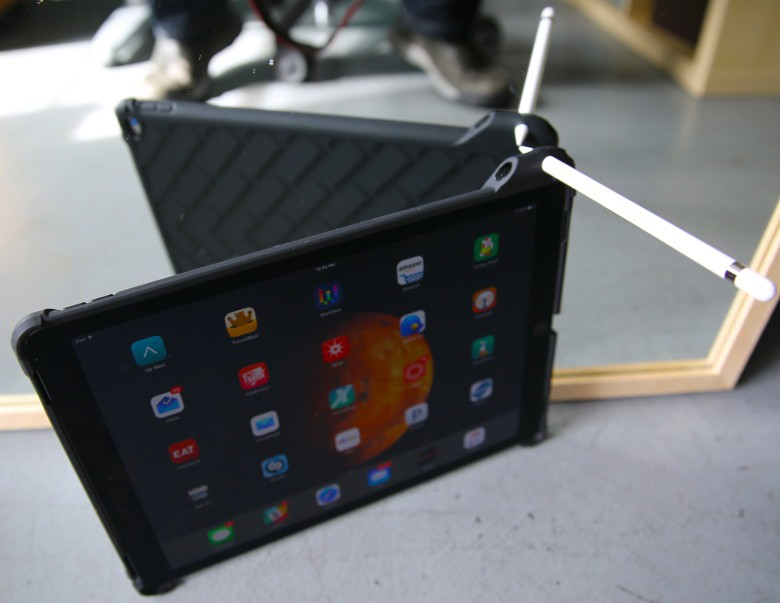 As a working iPad, the Pro needs protection like Gumdrop's DropTech Case for iPad Pro.