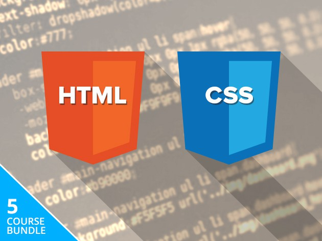 Study HTML5 and CSS3, learning to build your own websites from scratch in the process.