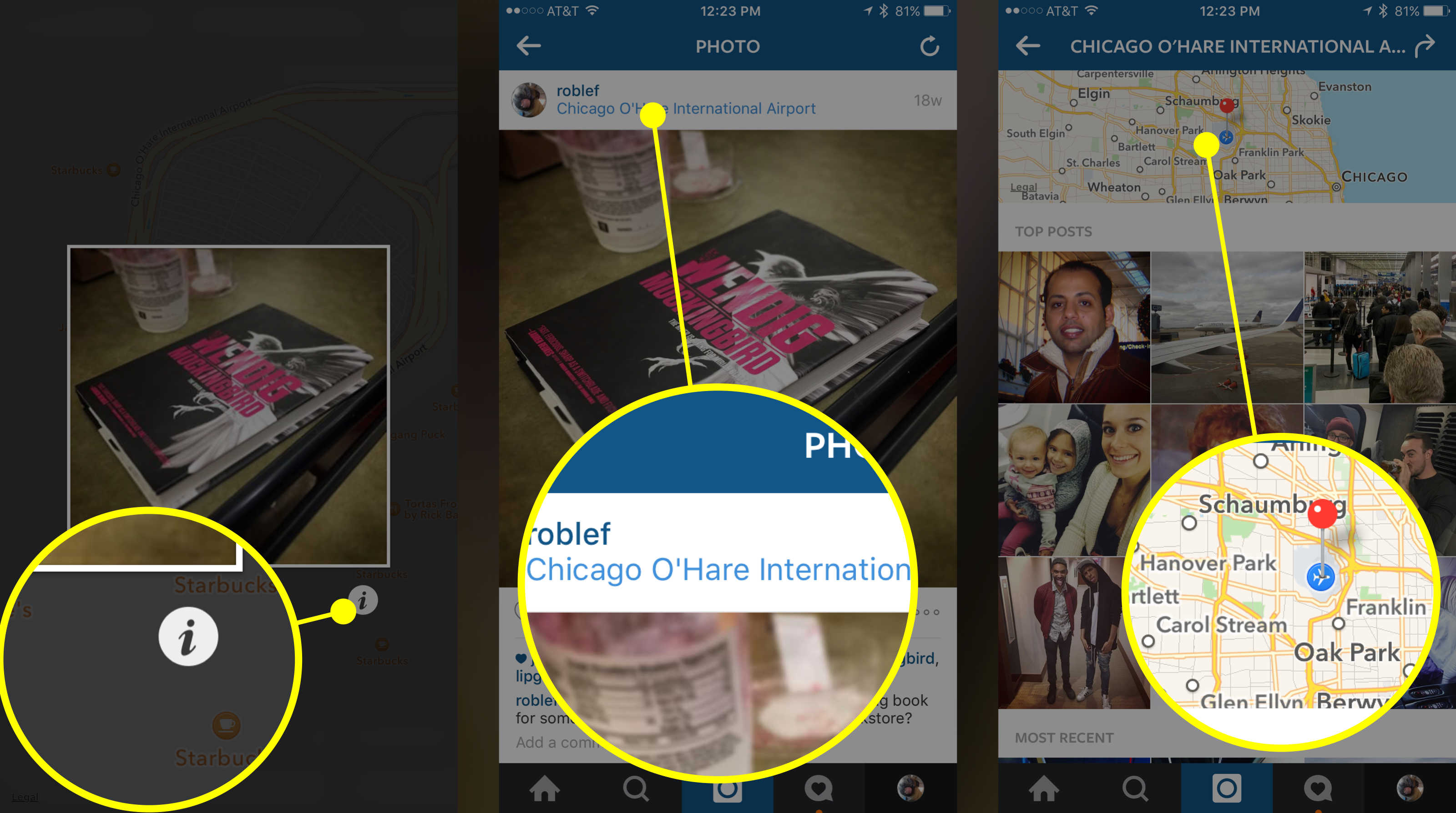 how to create your own location on instagram