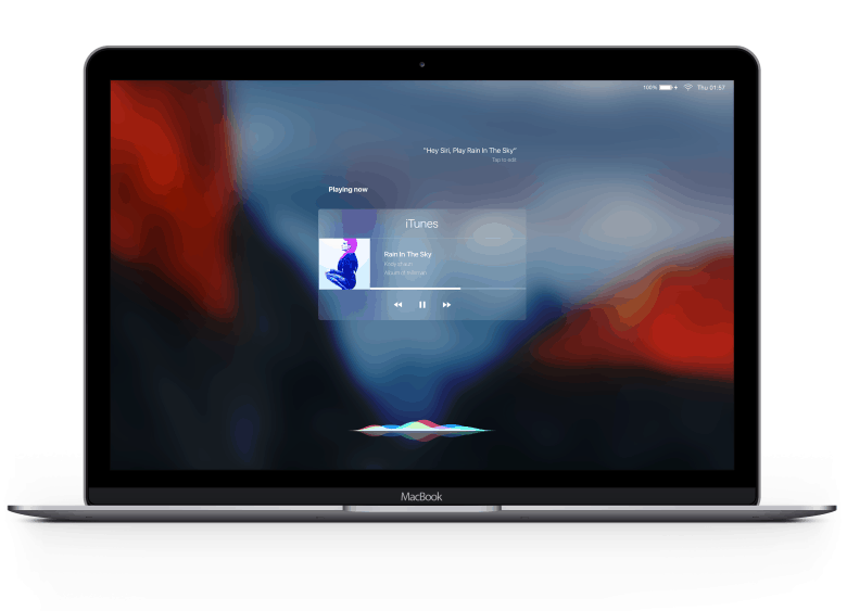 Siri's coming to a Mac near you.