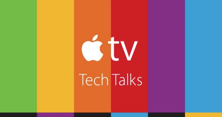 Learn the basics of developing for Apple TV here.