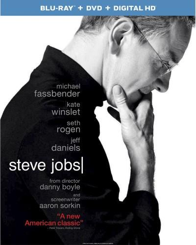 Steve Jobs Blu-ray - 2D