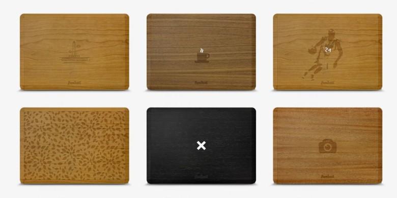 A sampling of Bambooti skins.