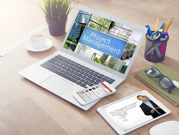 This bundle of 76 courses will make sure you're ready to ace the PMP and CAPM certification for project management.