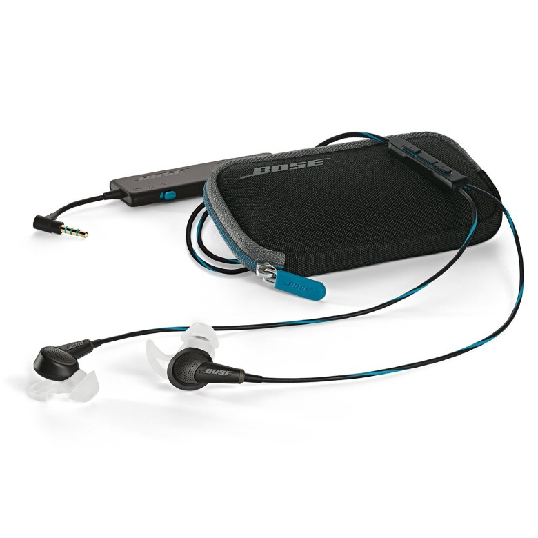 One of the best in-ear noise canceling experiences money can buy.