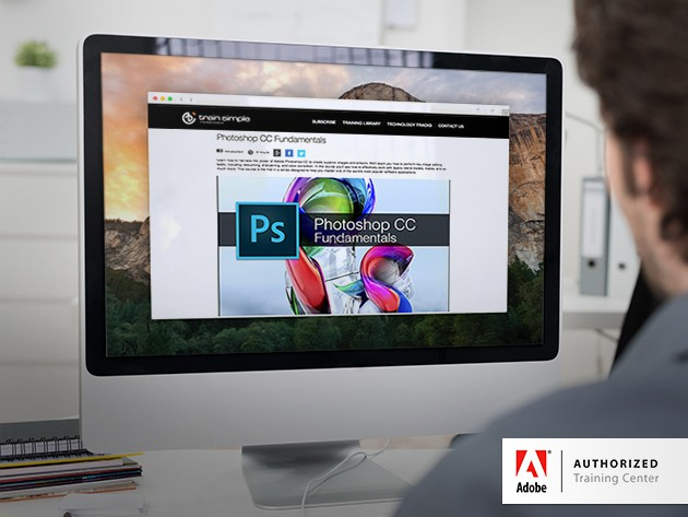 Become an expert in any and all of Adobe's software products with more than 7,000 video lessons.