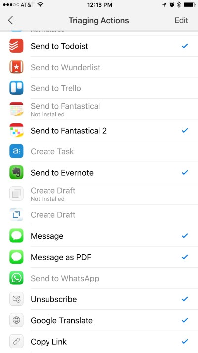 Dispatch offers tons of integrations and customizations that make up for its lack of native push.