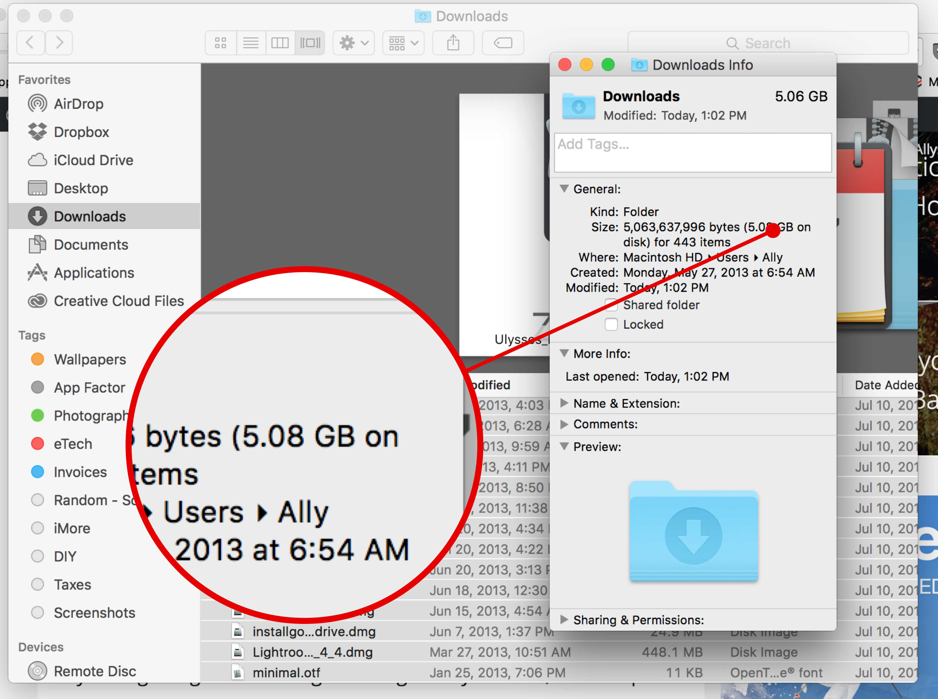 how to free up space on macintosh hd