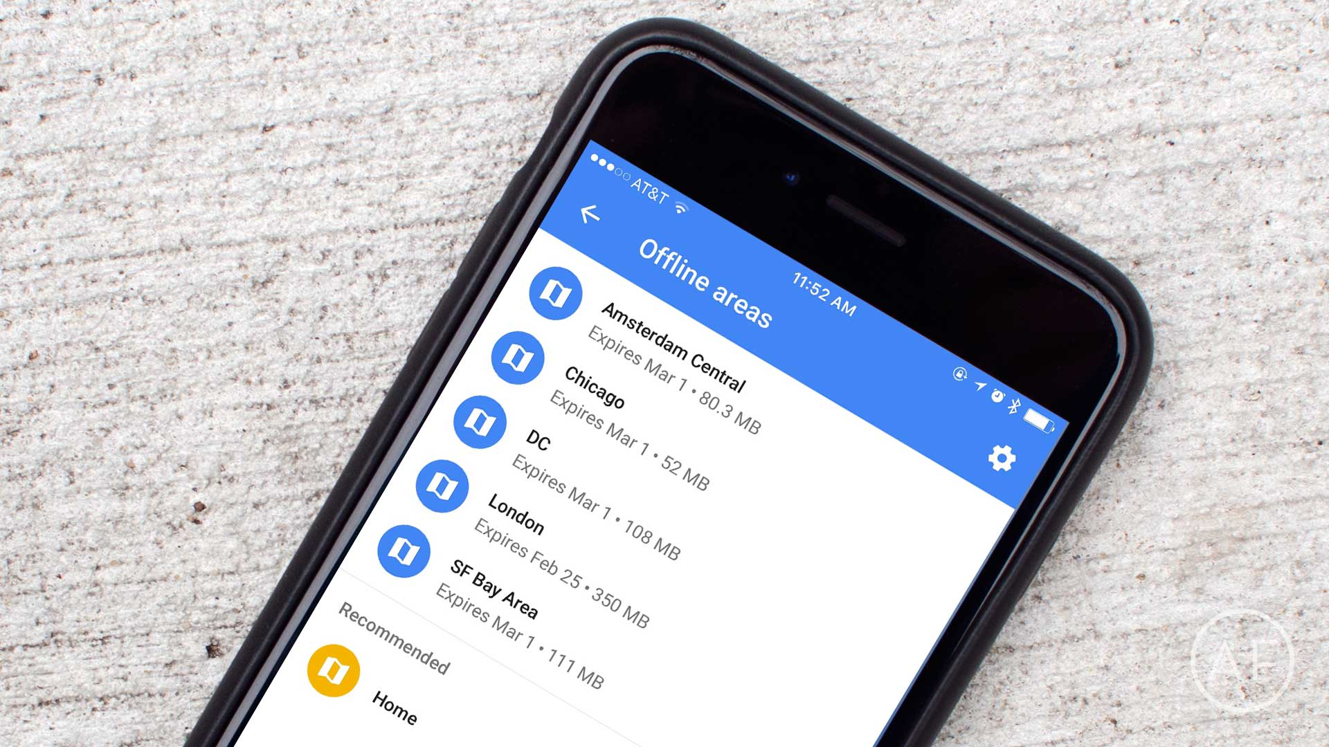 Need offline maps for times when they're no cellular or Wi-Fi data available? Google Maps gives them to you for free.