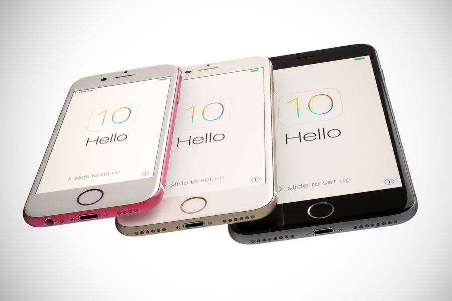 Is this what the 2016 iPhone lineup will look like?