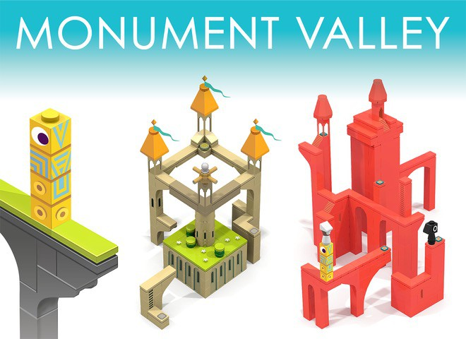 This superfan would like to see Monument Valley in the real world.