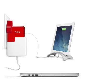 Keep your Mac and your iPhone or iPad charged anywhere in the world.