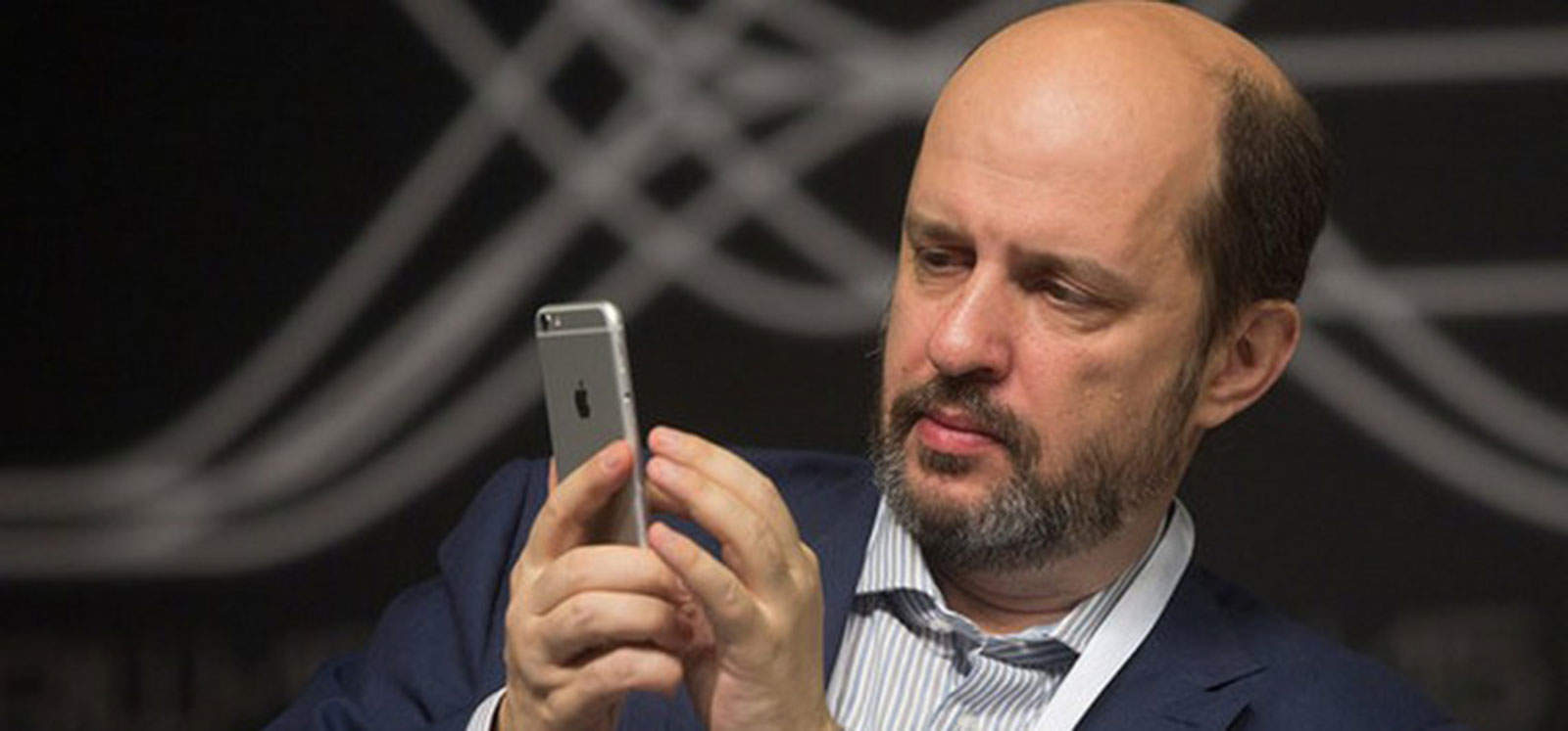 German Klimenko wants Apple and other U.S. tech companies to pay more taxes.