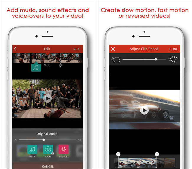 Video editing app free music | The best video editing apps