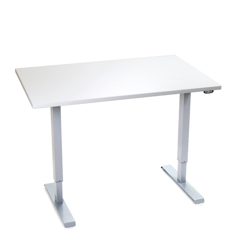 Sit/stand desks let you have the best of both worlds in a single desk.