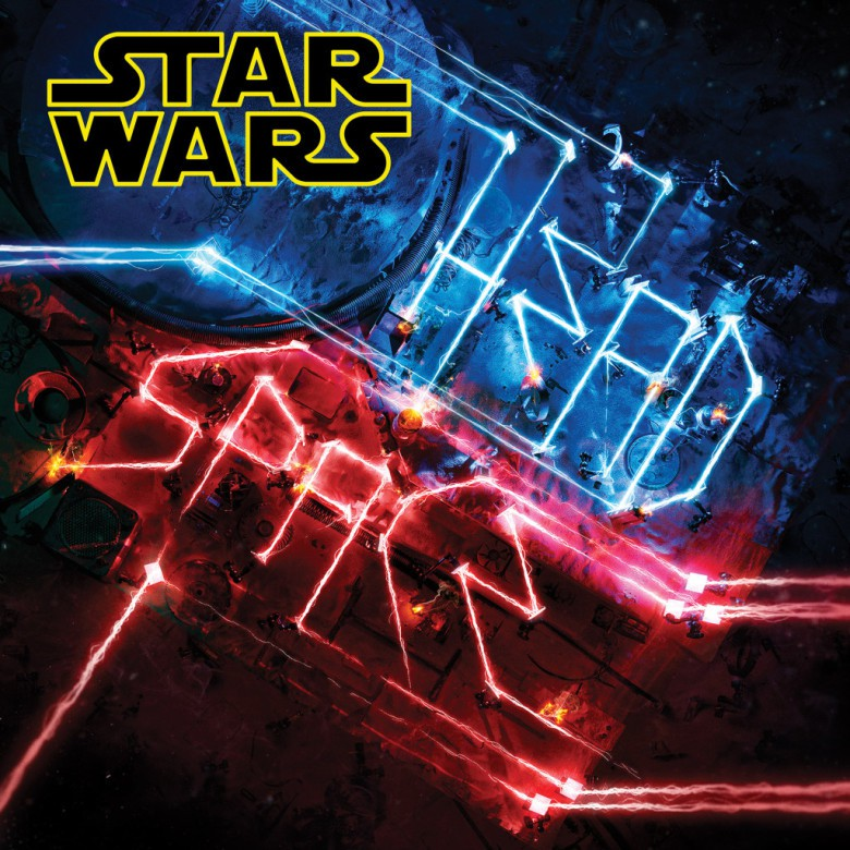 Rick Rubin and Star Wars collide to make this new electronica album.