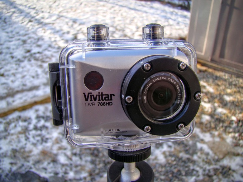 A capable, budget-friendly action camera.