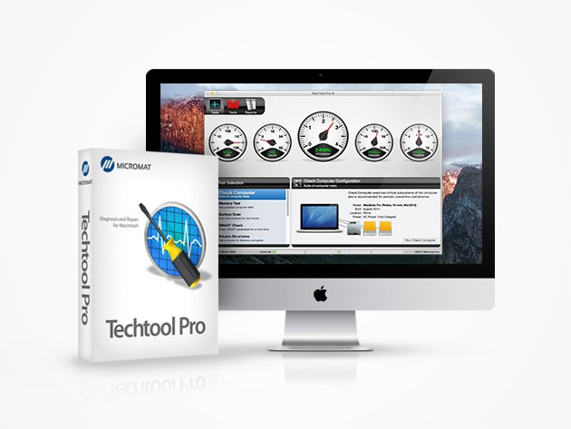 Run the most comprehensive diagnostic tests available to keep your Mac running smoothly.