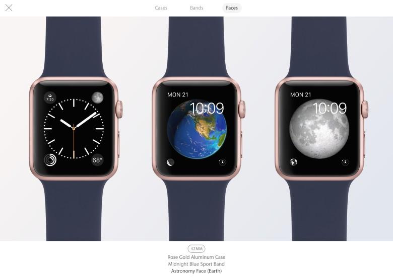 Apple Watch customization