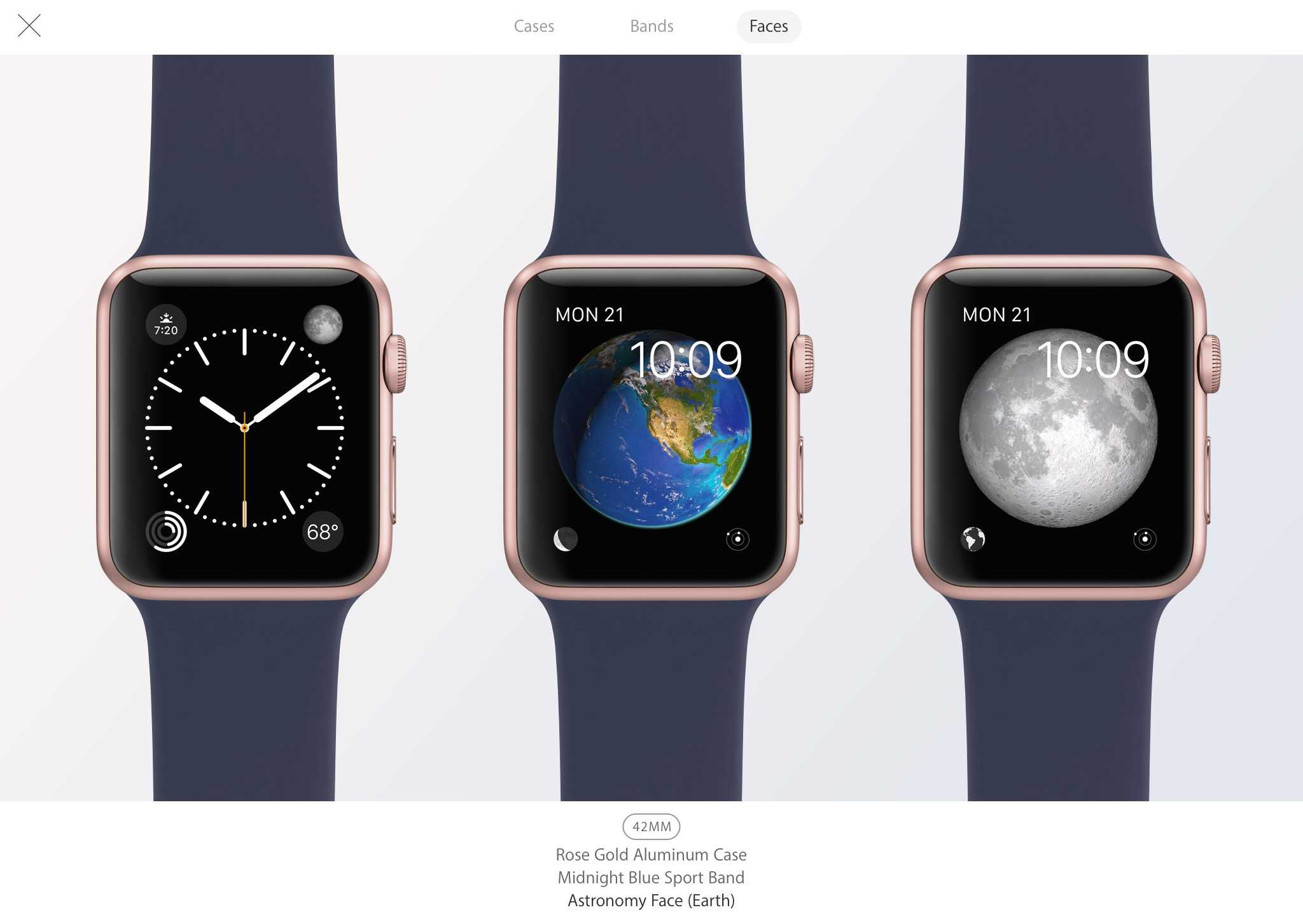 Apple Watch customization