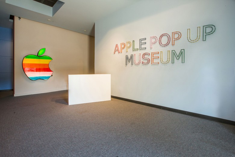 The Apple Pop Up exhibit in Roswell will eventually hold regular hours for the public.
