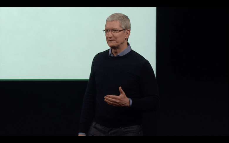 Tim Cook gets serious about privacy.