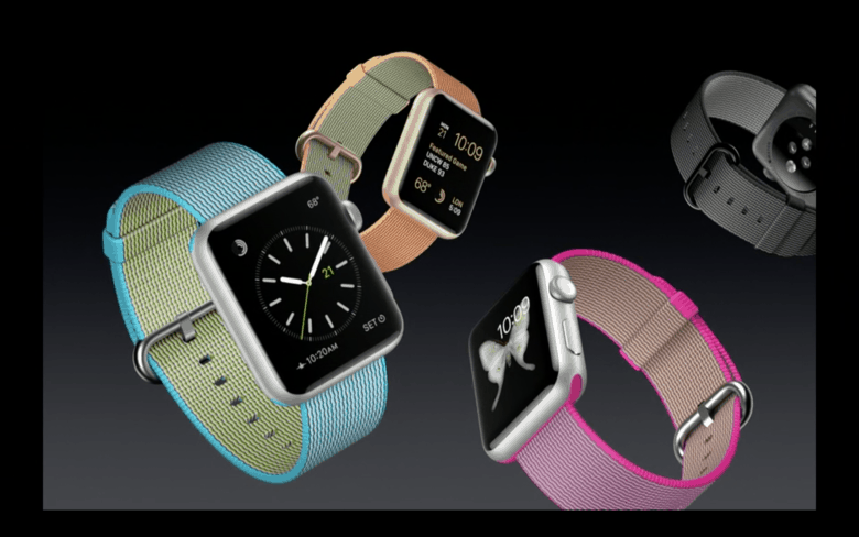 Apple Watch nylon bands