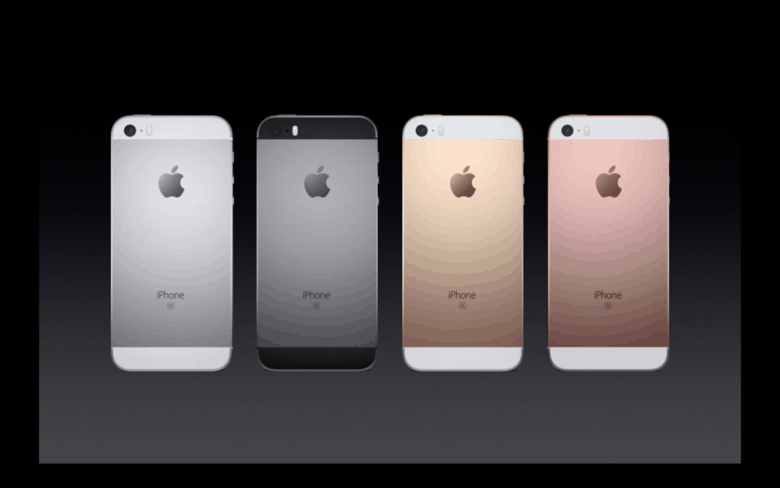Apples New IPhone SE Crams The Latest Specs Into A Tiny Shell