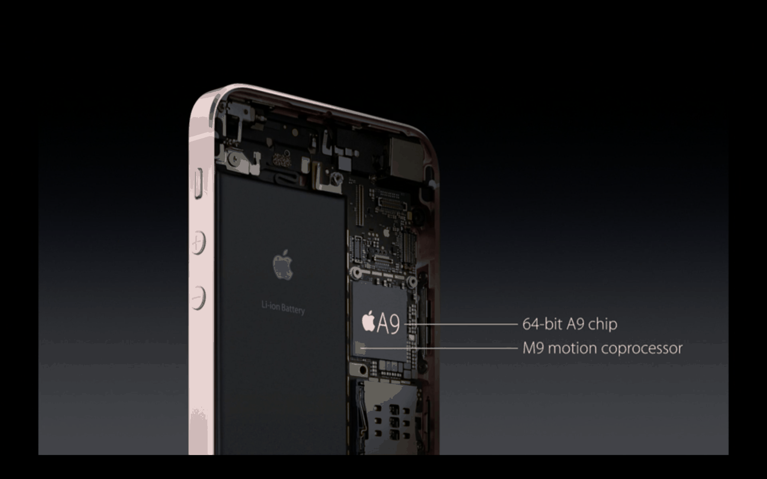 Apple's New IPhone SE Crams The Latest Specs Into A Tiny Shell
