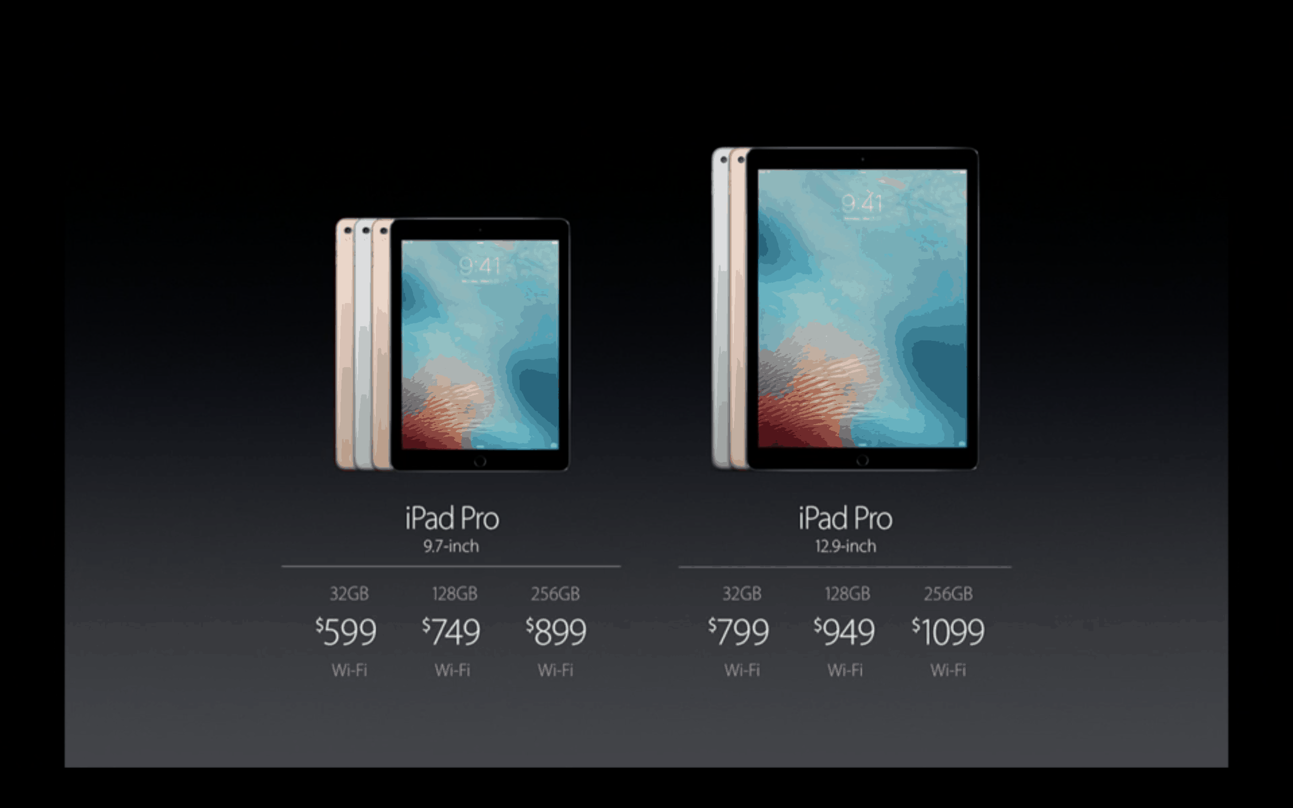 Smaller Ipad Pro Is Even Bigger On Features Cult Of Mac