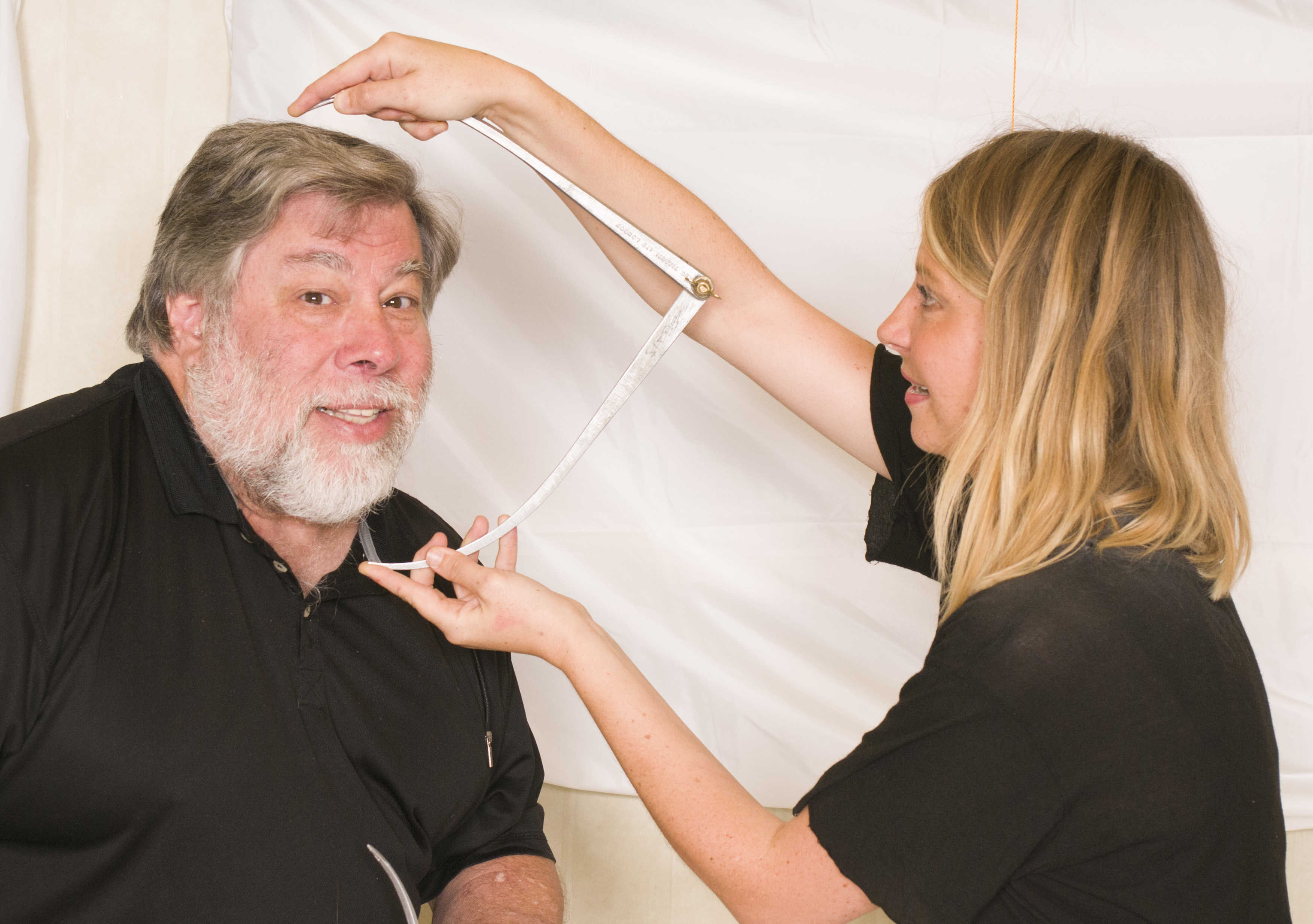Steve Wozniak Madame Tussauds San Francisco